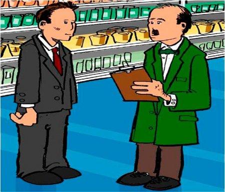Как продать товар или тактика продавца в процессе продажи.